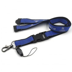 Lanyard reflectante