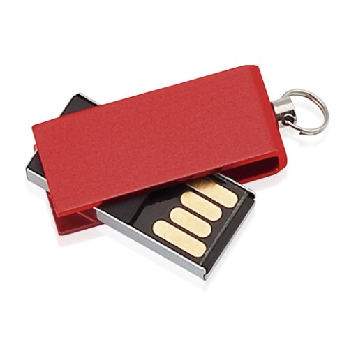 Memoria USB acero color
