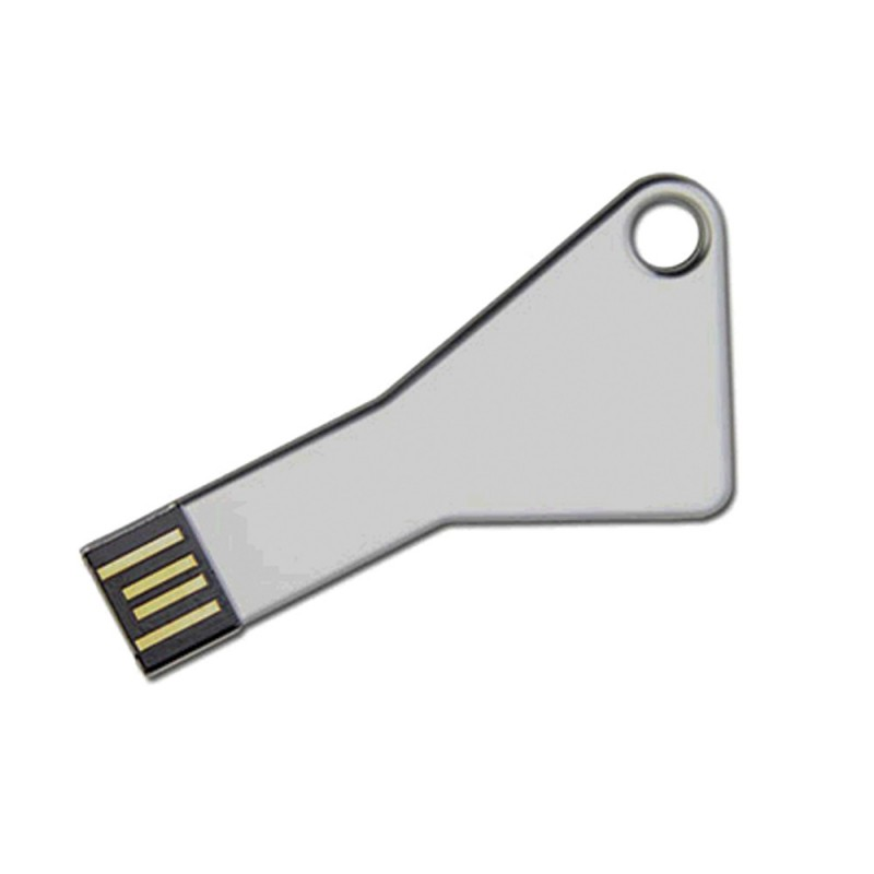 Memoria USB llave triangular