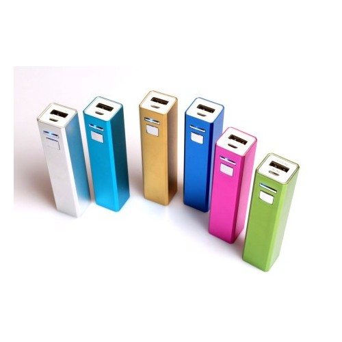 Powerbank aluminio